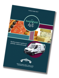 Download or view The Smithfield Deli Product List here
