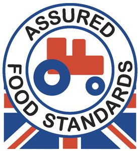 Image of Red Tractor logo